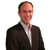 Vincent Schreurs, commercieel medewerker bij Vectus Lease